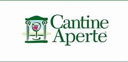 Cantine Aperte 2019, logo dell'evento